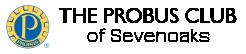 Probus Sevenoaks Logo